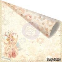 Лист двусторонней скрапбумаги от Prima - Princess- Ella, 30х30см, 1 шт.