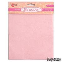 Шелковая бумага, персиковая, 50*70 см, ТМ Santi