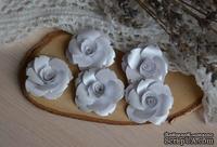 Набор от WOODchic - Металлизированные цветы 95 от WOODchic