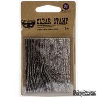Акриловый штамп от  Prima - Дерево - Wood, 6,3х7,6 см