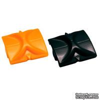 Сменные лезвия для резака Fiskars, резка и биговка, 2 штуки, изогнутая ручка