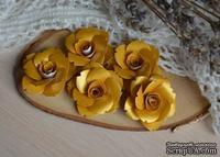 Набор от WOODchic - Металлизированные цветы 96 от WOODchic