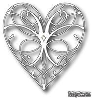 Лезвие - Dies - La Rue Heart от Memory Box