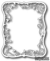 Лезвие -Twirling Vine Frame от Memory Box