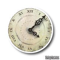 Лезвие от Memory Box - Vintage Clock - циферблат + стрелочки