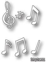 Лезвие от  Memory Box - DIES- Musical Motif
