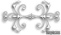 Лезвие от Memory Box -  DIES- Tithonia Flourish
