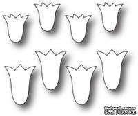 Лезвие от Memory Box -  DIES- Tulip Tops