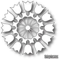 Лезвие от Memory Box -  DIES- Paper Cut Tulips Circle
