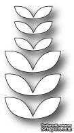 Лезвие от Memory Box -  DIES- Luscious Leaves