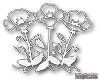 Нож для вырубки от Memory Box -  DIES- Vespertine Blossoms
