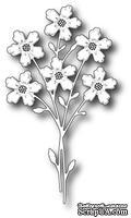 Нож для вырубки от Memory Box -  DIES- Blushing Bouquet