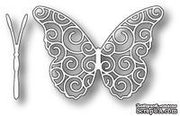 Нож для вырубки от Memory Box -  DIES- Swirl Butterfly
