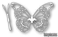 Нож для вырубки от Memory Box -  DIES- Willoughby Butterfly Wings