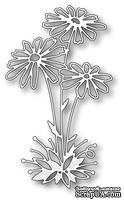 Нож для вырубки от Memory Box -  DIES- Glorious Gerber Daisies