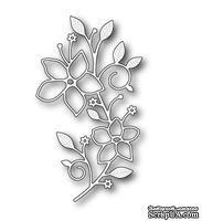 Нож от Memory box -  DIES- Vignette Floral Branch