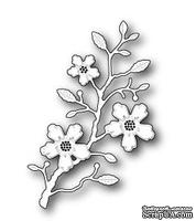 Нож от Memory box - DIES- Blushing Flower Branch