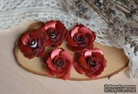Набор от WOODchic - Металлизированные цветы 98 от WOODchic