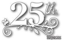 Ножи от  Memory Box  -  DIES- Twenty Fifth Celebration