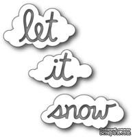 Ножи от Memory Box - DIES- Let it Snow Clouds