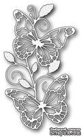 Ножи  от  Memory  Box  -  DIES  -Waltzing  Butterflies
