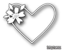 Ножи  от  Memory  Box  -  DIES  -  Penelope  Heart - ScrapUA.com