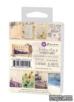 Набор односторонних карточек  от Prima - French Riviera, 7,6 х 10,2 см, 15 шт