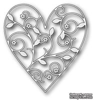 Ножи  от  Memory  Box  -  DIES  -Vidalia  Heart