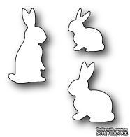Ножи  от  Memory  Box  -  DIES  -  Springtime  Bunnies