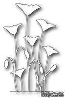 Нож для вырубки от Memory Box -  DIES - Row of Poppies