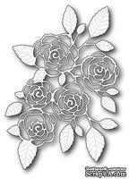 Нож для вырубки от Memory Box -  DIES - English Rose Bouquet