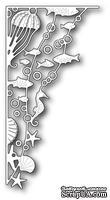 Нож для вырубки от Memory Box -  DIES - Oceana Corner