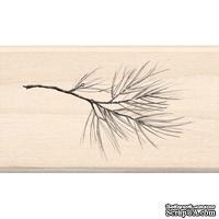 Резиновый штамп от Inkadinkado - Evergreen Branch