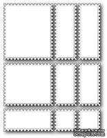 Нож для вырубки от Memory Box -  DIES - Postage Assemblage - ScrapUA.com