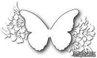 Нож для вырубки от Memory Box - Angel Butterfly Wings