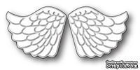Нож для вырубки от Memory Box - Embossed Angel Wings