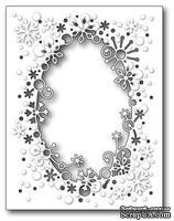 Нож для вырубки от Memory Box - Flurry Snowflake Frame