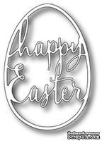 Ножи от Memory Box - Happy Easter Egg craft die