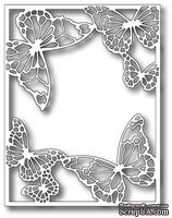 Ножи от Memory Box - Drifting Butterfly Frame craft die