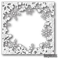 Ножи от Memory Box - Dancing Snowflake Square craft die