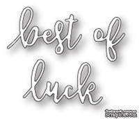 Нож от Memory Box - Best of Luck Manuscript