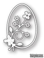 Нож от Memory Box - Springtime Floral Egg - Пасхальное яйцо