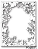 Нож от Memory Box - Fantasy Butterfly Frame - Рамка с бабочками