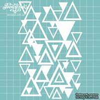 Чипборд от Вензелик - Геометрический набор 02, размер: 14,6 x 9,7 см