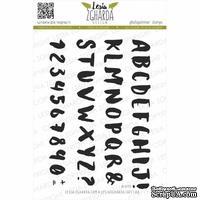 Акриловый штамп Lesia Zgharda A015 Алфавіт