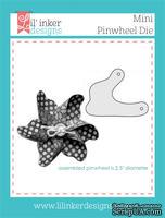 Нож для вырубки от Lil' Inker Designs - Mini Pinwheel Die