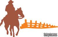 Лезвие Fence Rider от Cheery Lynn Designs
