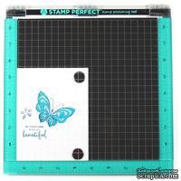 Большой инструмент для штампинга от Hampton Art - Stamp Perfect Tool, 25х25 см