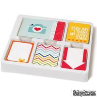 Базовый набор Project Life by Becky Higgins - Core Kit - Honey Edition - ScrapUA.com