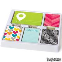 Базовый набор Project Life by Becky Higgins - Core Kit - Kiwi - ScrapUA.com